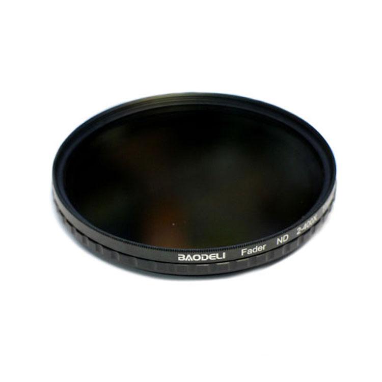 فیلتر لنز بائودلی Baodeli Fader ND 2-400 67 mm