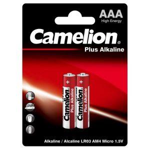 باتری نیم قلمی Camelion AAA