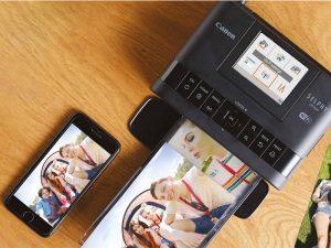 بررسی پرینتر Canon SELPHY CP1300+ویدئو
