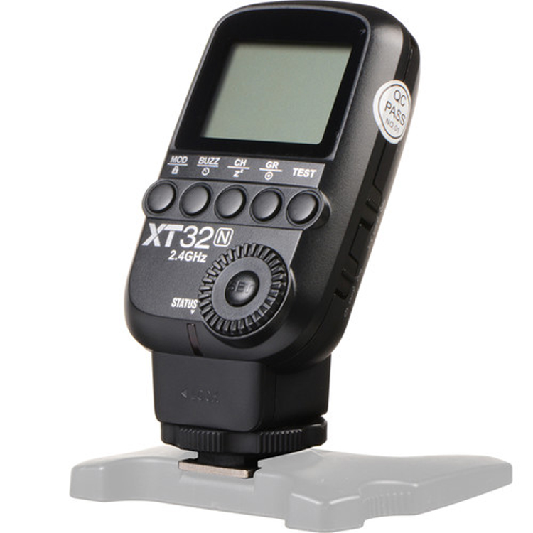 رادیو فلاش گودکس XT32C برای کانن