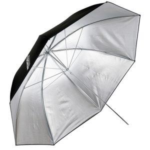 چتر نقرهاي قطر 105 سانتیمتر
