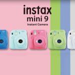 دوربین instax mini 9