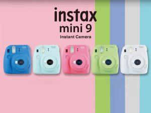 بررسی دوربین محبوب instax mini 9+ویدئو