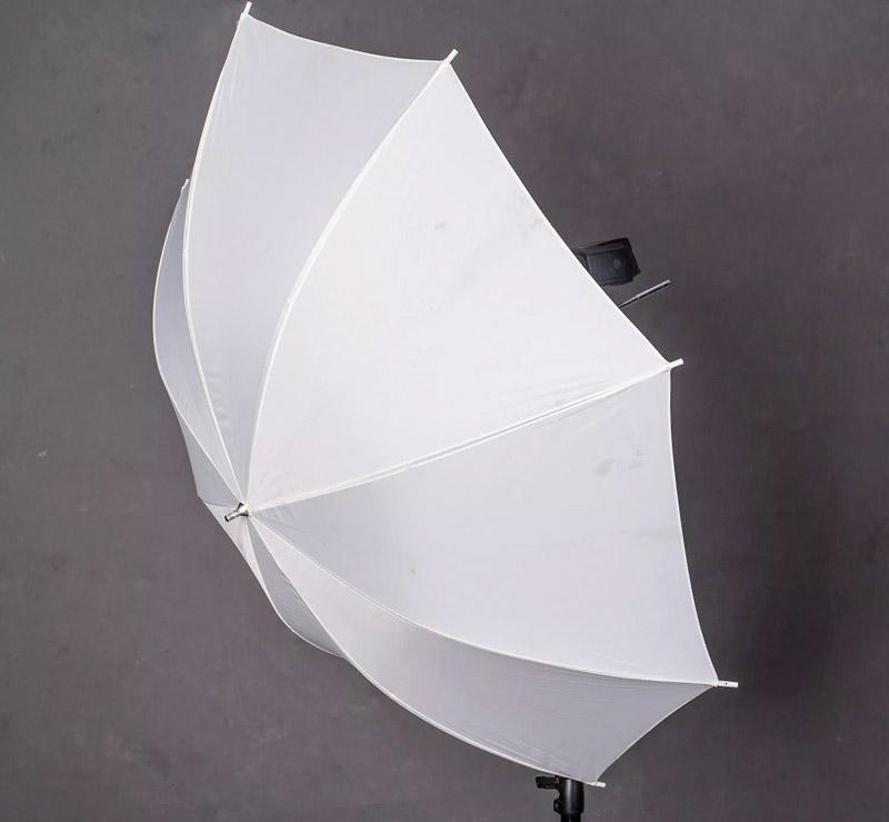 چتر شفاف عکاسی