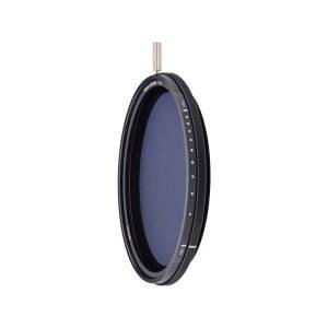 فیلتر پلاریزه نیسی NiSi ND-VARIO Pro Nano 1.5-5stops Enhanced 67mm