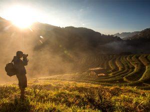 ترفندهای عکاسی در نور خورشید