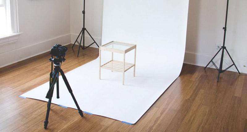 تنظیمات دوربین در عکاسی صنعتی