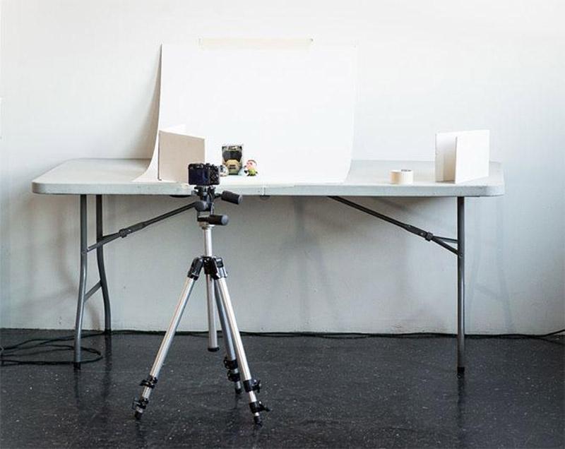 نورپردازی عکاسی محصولات