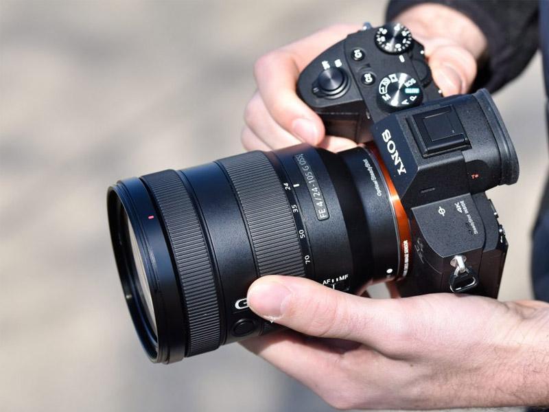 مقایسه دوربین های بدون آینه سونی