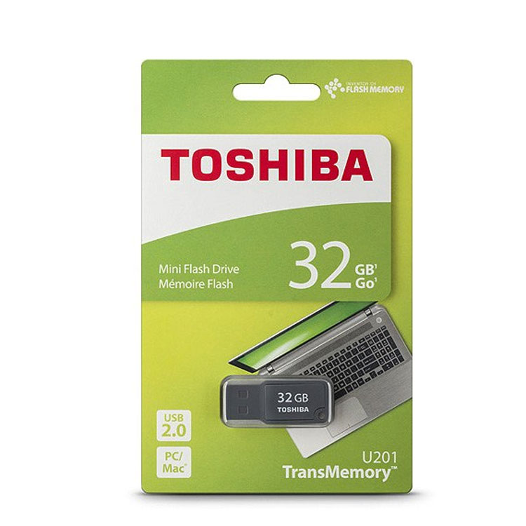 فلش مموری Toshiba USB 32G U201