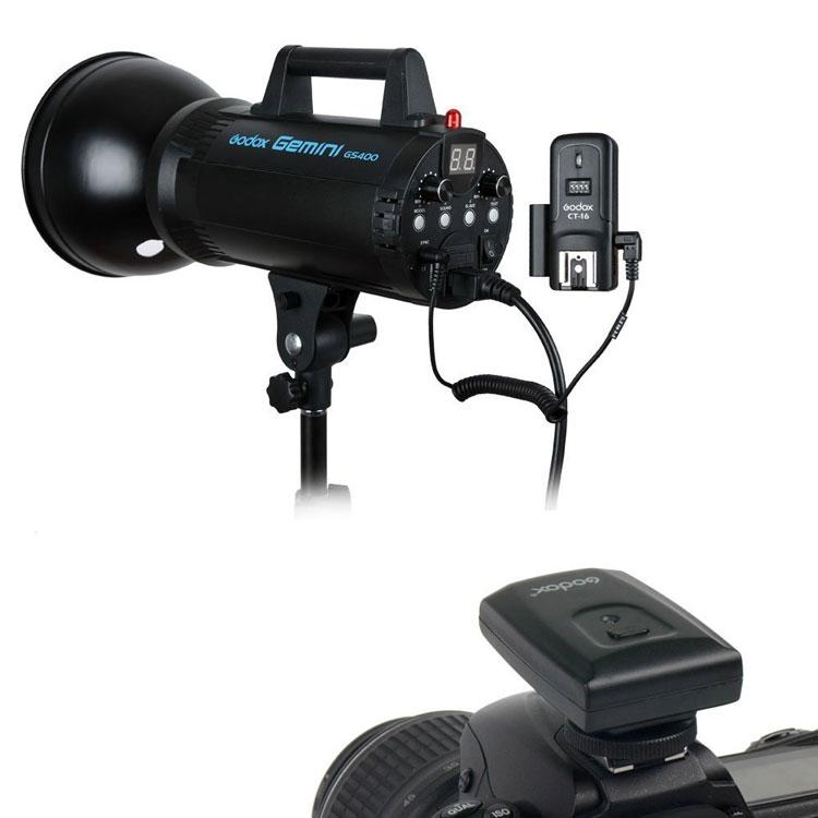 ریموت کنترل Godox Camera Flash Trigger CT-16