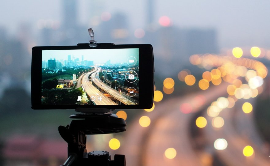 استفاده از سه پایه در عکاسی با دوربین