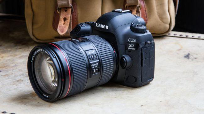 بهترین دوربین عکاسی 5D