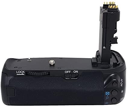 باتری گریپ MeiKe BG-E14 battary Grip For Canon EOS 70D 80D