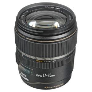 لنز کانن EF-S 17-85mm IS USM دست دوم