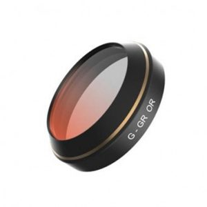 فیلتر لنز نارنجی مویک پرو PGYTECH PGY-MAF-012 Filter lens (gradual color Orange) for DJI MAVIC