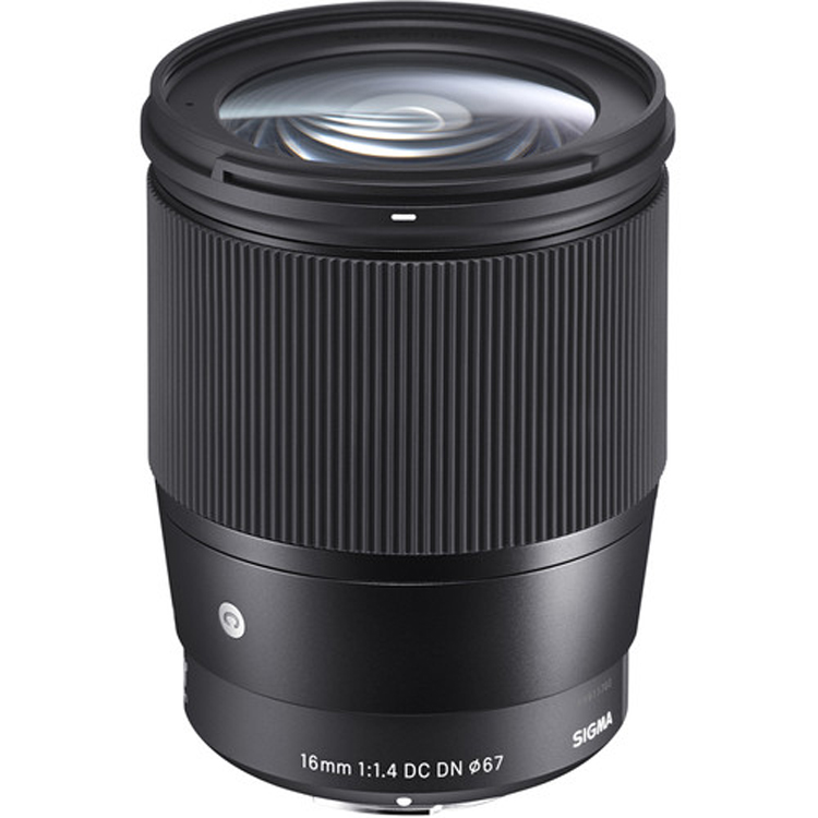 لنز سیگما Sigma 16mm برای سونی