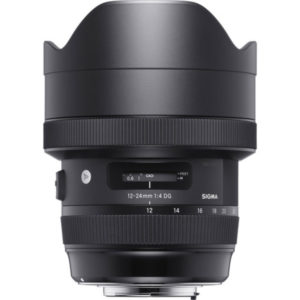 لنز سیگما Sigma 12-24mm f/4 DG HSM Art Lens for Nikon F