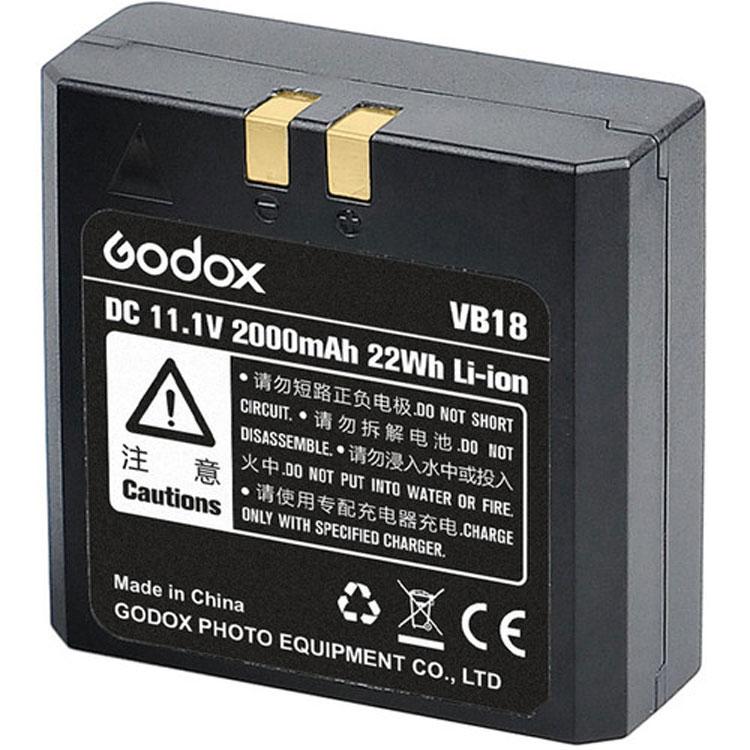 باتری گودکس VB-18 Li-Ion Battery Pack
