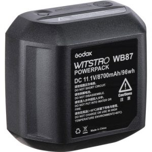 باتری گودکس Godox WB87 Battery for AD600-Series Flash Heads