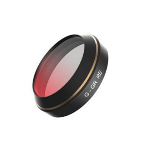 فیلتر لنز قرمز مویک پرو PGYTECH PGY-MAF-014 Filter lens (gradual colorRed) for DJI MAVIC