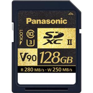 کارت حافظه 128GB UHS-II SDXC