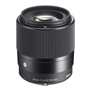 لنز سیگما Sigma 30mm f/1.4 DC DN Contemporary for Sony E