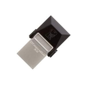فلش مموری Kingston DTDUO3 OTG Flash Memory