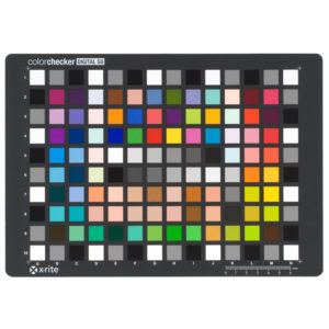کالر چارت رنگی X-rite color checker