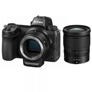 دوربین عکاسی نیکون Nikon Z7 mirrorless KIT NIKKOR Z 24-70mm and FTZ Adapter