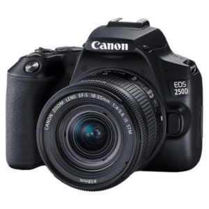 دوربین عکاسی کانن CANON EOS 250D Kit EF-S 18-55 mm f/4-5.6 IS STM