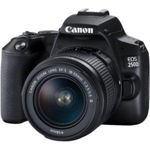 دوربین کانن EOS 250D 18-55mm