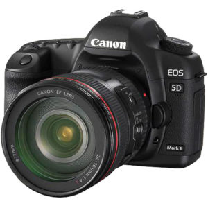 دوربین Canon 5D mark II دست دوم