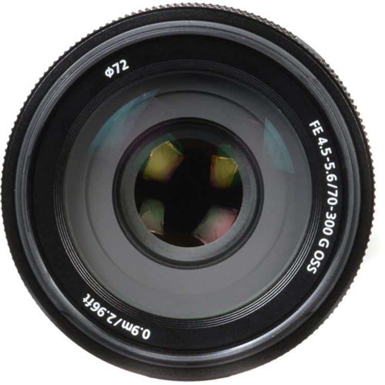 لنز سونی FE 70-200mm f/4 G OSS