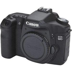 دوربین کانن EOS 50D دست دوم