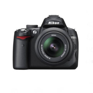 دوربین نیکون D5000 دست دوم