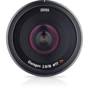 لنز زایس Zeiss 18mm F2.8