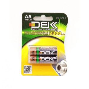 باتری قلمی 2300MAH DBK AA