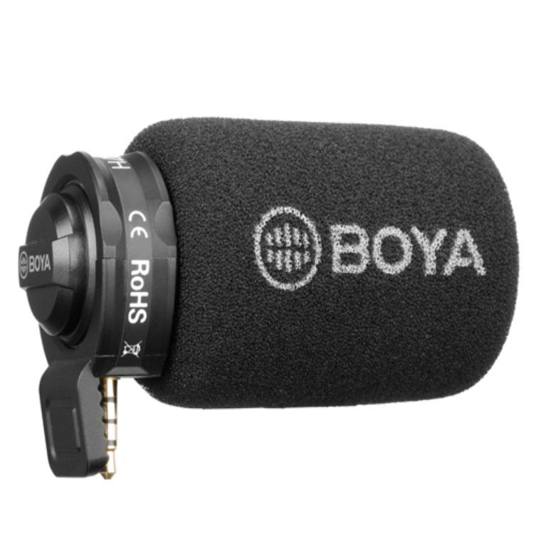 میکروفن گوشی BOYA BY-A7H