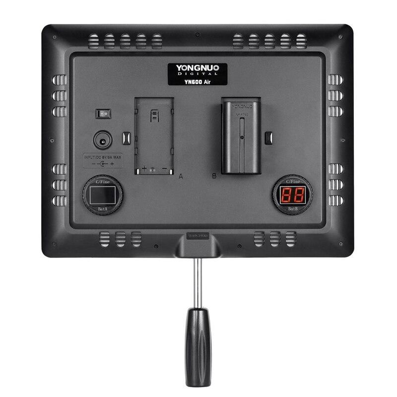 نور ثابت Video Light SMD 600 LED