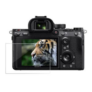 محافظ صفحه LCD Screen Protector for SONY a7R III