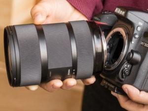 معرفی بهترین لنز برای عکاسی مدلینگ