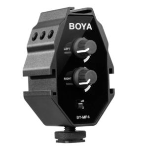 میکروفن BOYA BY-MP4