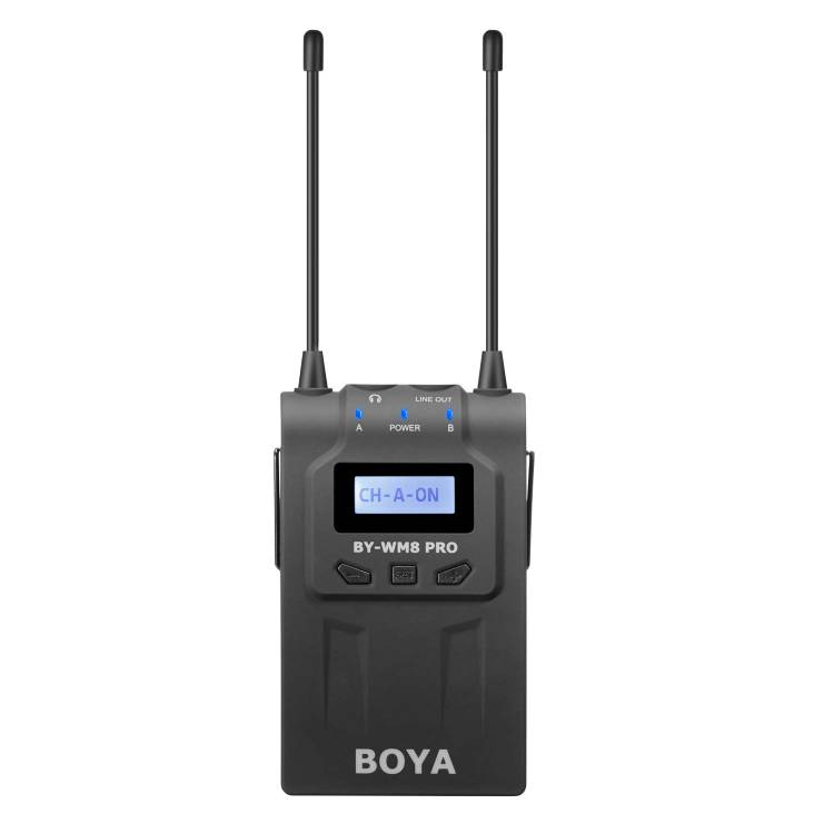 میکروفن بویا BOYA BY-RX8 Pro