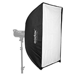 سافت باکس گودکس Godox portable Softbox with Bowens Mount 50x70cm