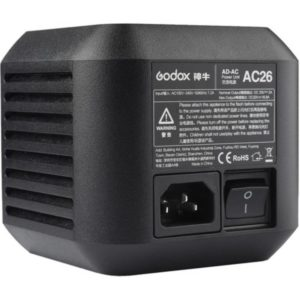 آداپتور برق مسقیم Godox AC-26 Adapter for AD600Pro Witstro Outdoor Flash