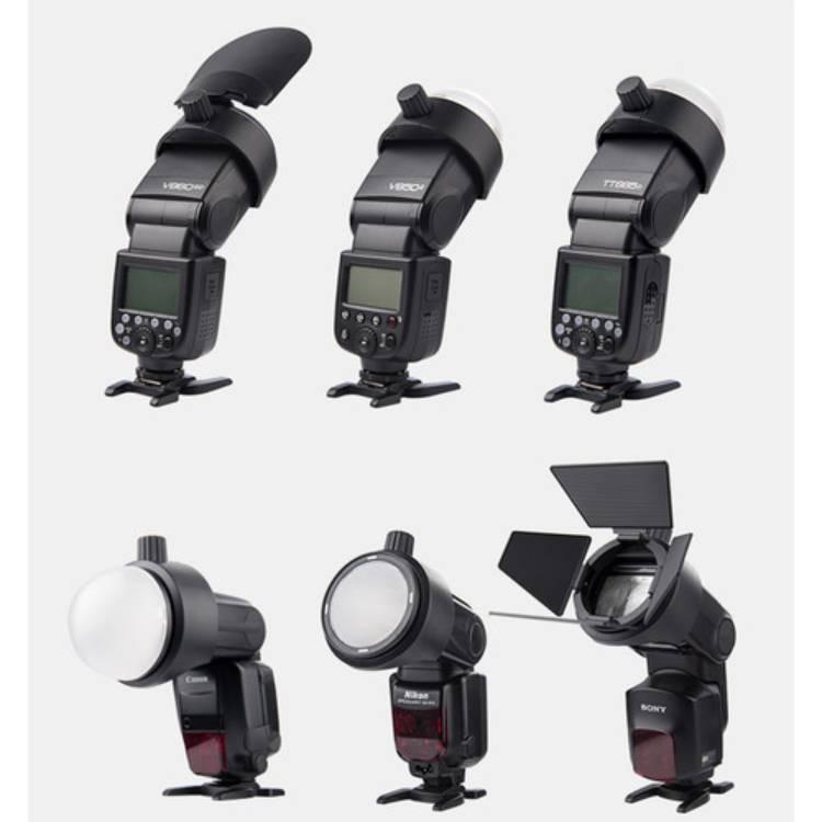 شکل دهنده نور گودکس Magnetic Adapter