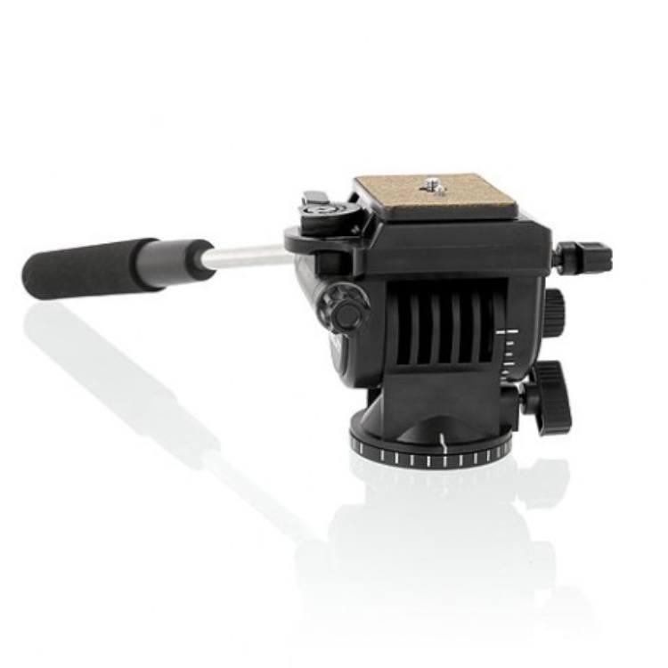 تک پایه با هد ویدیویی Kingjoy Tripod MP 1008F+VT1510