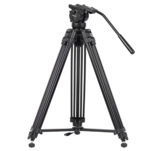 سه پایه فیلمبرداری King Joy Professional Video Tripod VT-2500