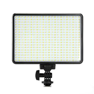 نور ثابت LED-396A LED Video Light